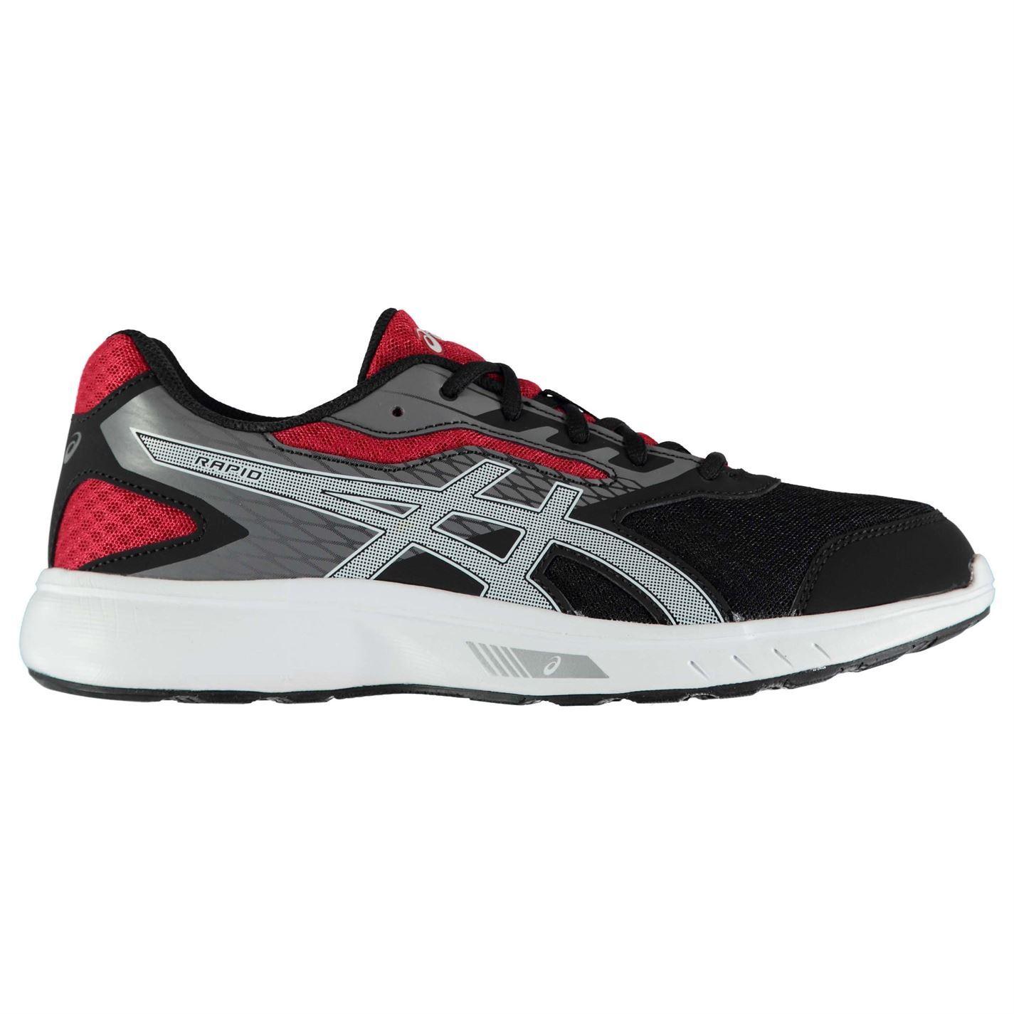 Détails sur Asics course Rapid 5 Chaussures de course Jogging sur Hommes Noir/ Blanc/ Rouge Jogging Baskets e6d2abf - www.ssckcd.info