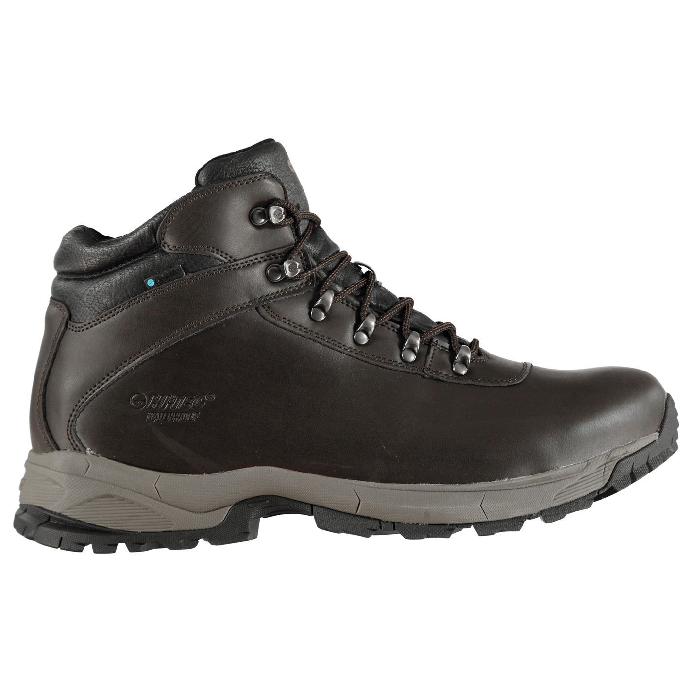 Hi-Tec Mens Eurotrek Lite Waterproof Walking Boots Hiking Outdoor Trail Trekking