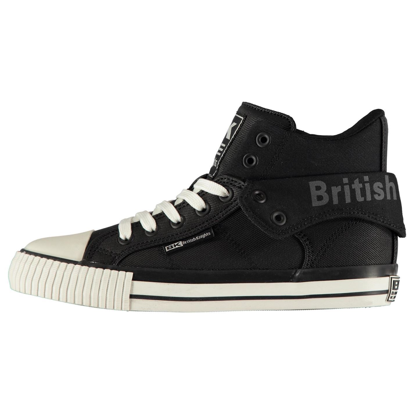 British-Knights-Roco-Fold-Over-Girls-Trainers-Shoes-Footwear thumbnail 11
