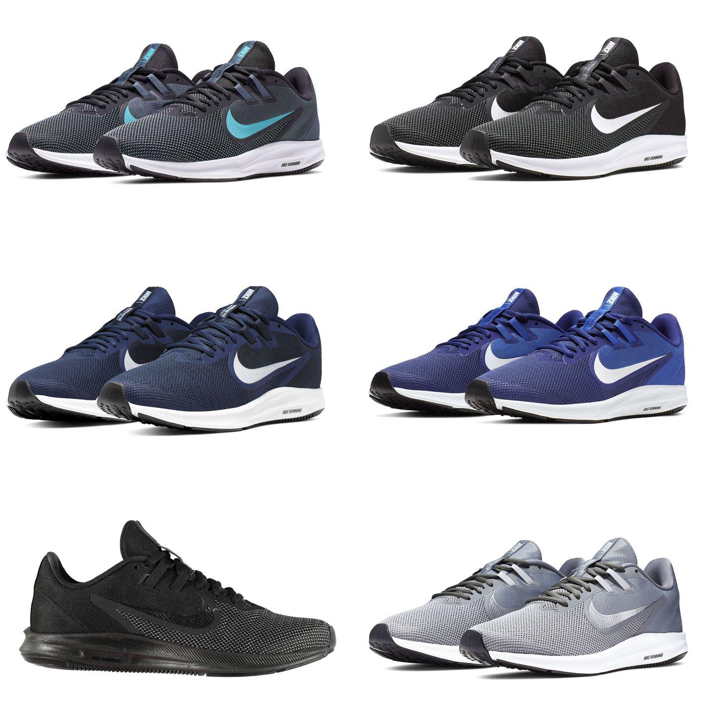 Nike Downshifter 9 Zapatillas Hombre Zapatos Correr Calzado