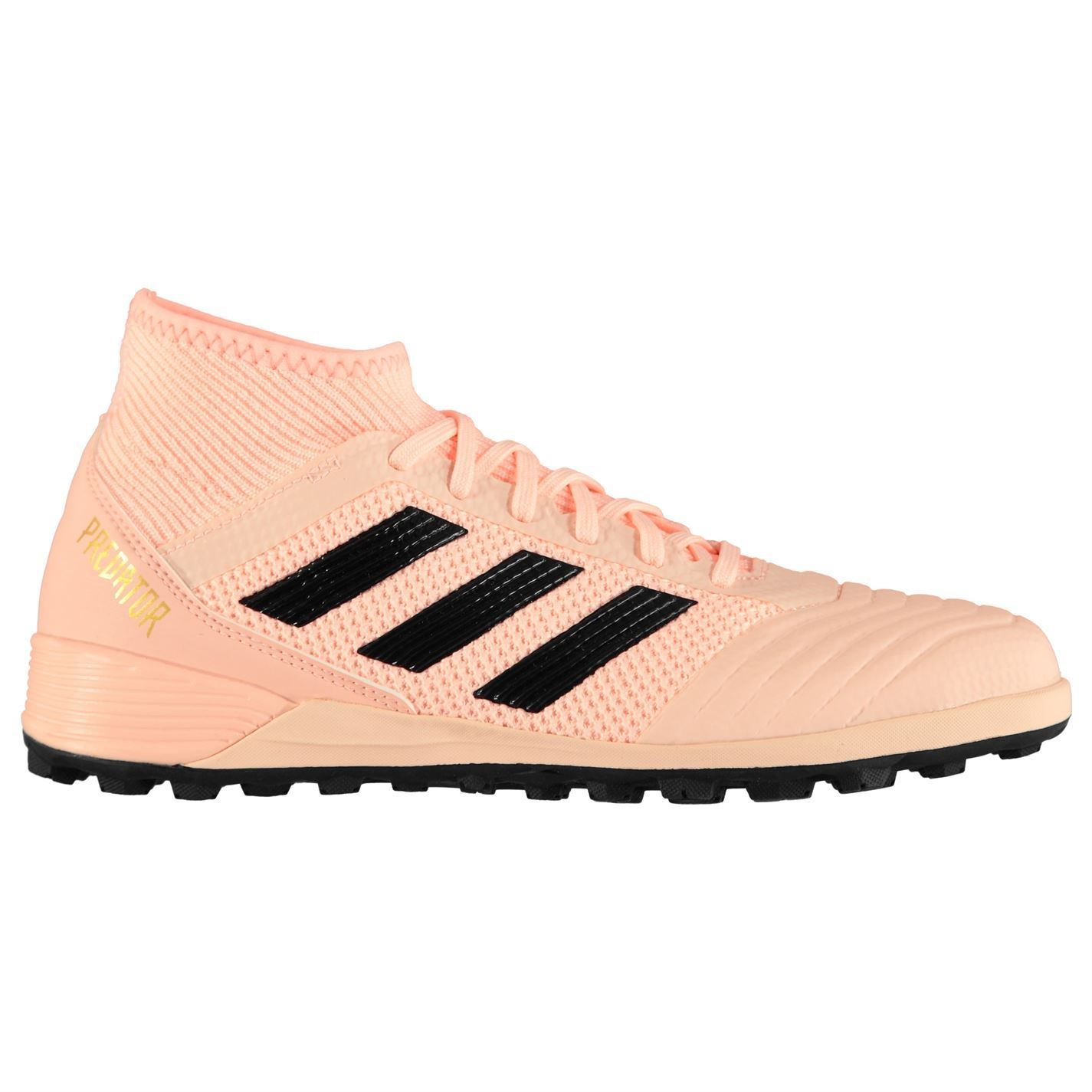 6420758fd ... adidas Predator Tango 18.3 Astro Turf Football Trainers Mens Soccer  Shoe Sneaker