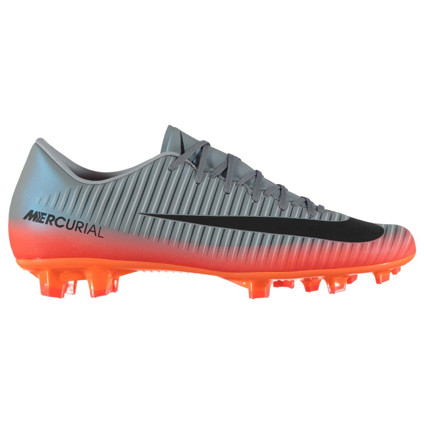 2ed7fe706f5 ... Nike Mercurial Victory CR7 FG Firm Ground Football Boots Mens Gry Soccer  Shoes ...