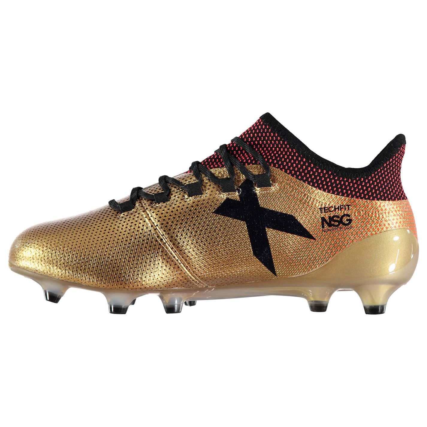 Scarpe da calcio Predator 19.1 Firm Ground Oro adidas | adidas Switzerland
