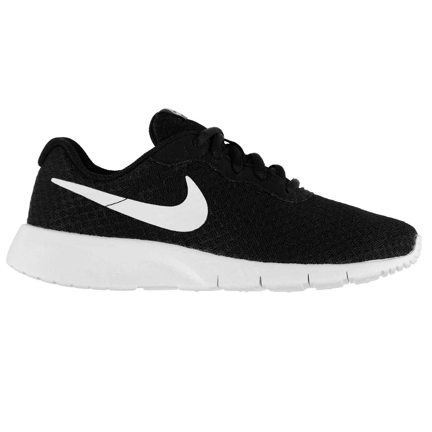 Nike Tanjun Junior Boys Trainers Shoes Footwear | eBay