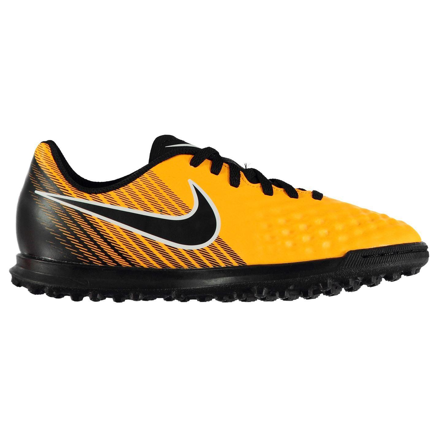 c83ad8eae001f ... Nike Magista Ola II Astro Turf Football Trainers Juniors Orange Soccer  Shoes ...
