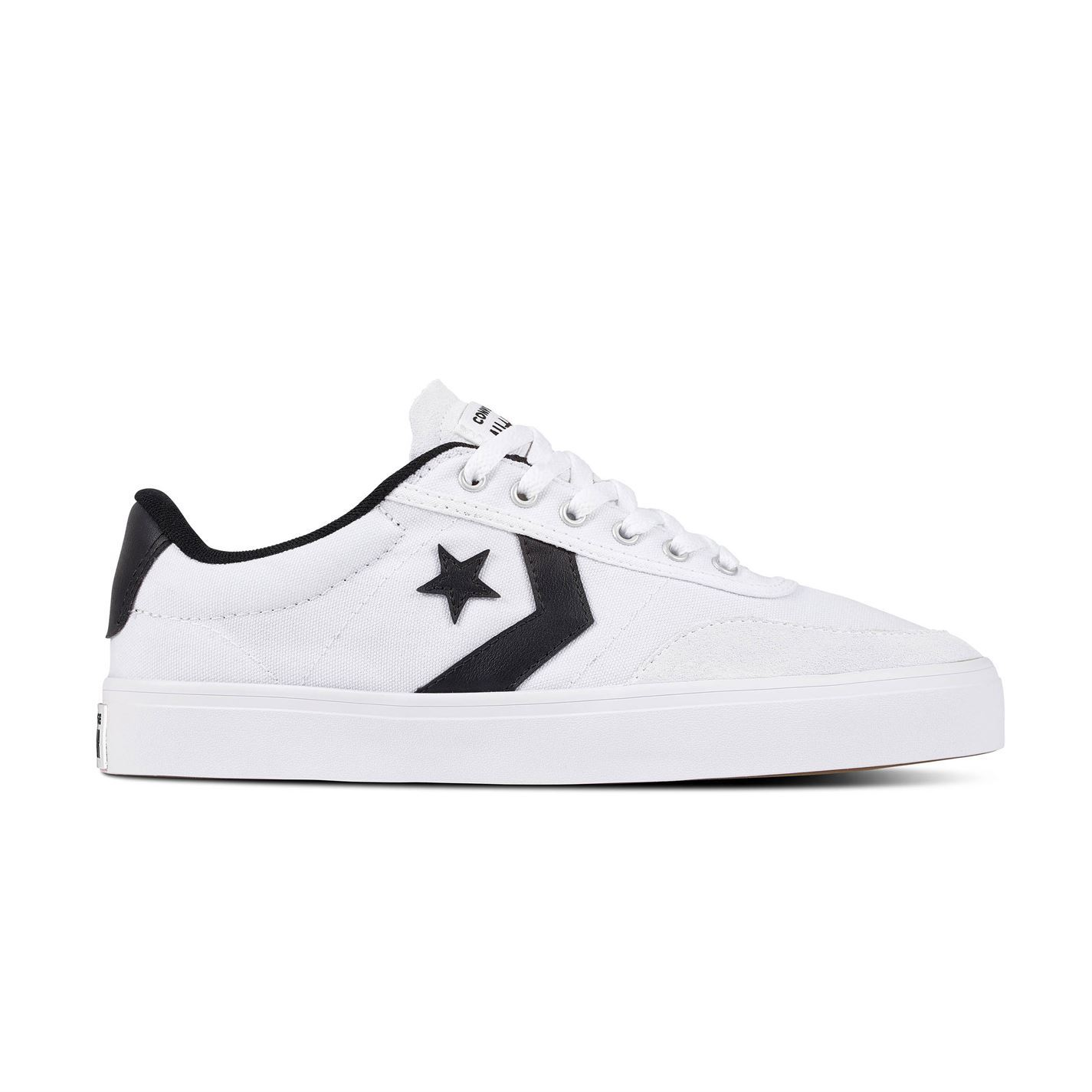 9f68392ec82b13 ... Converse Courtlandt Canvas Shoes Mens Footwear Trainers Sneakers