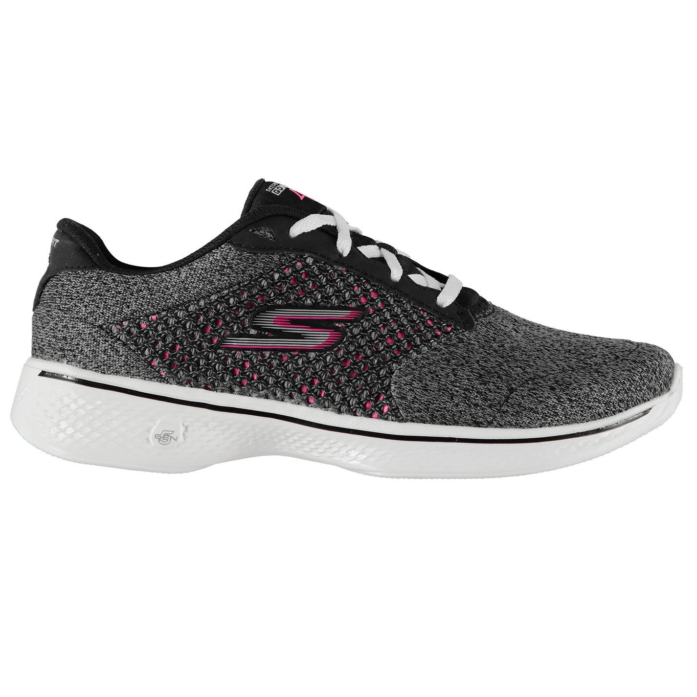De 4 Go Walk Skechers Mujer Fitness Zapatillas Zapatos Calzado Cw6FCqX
