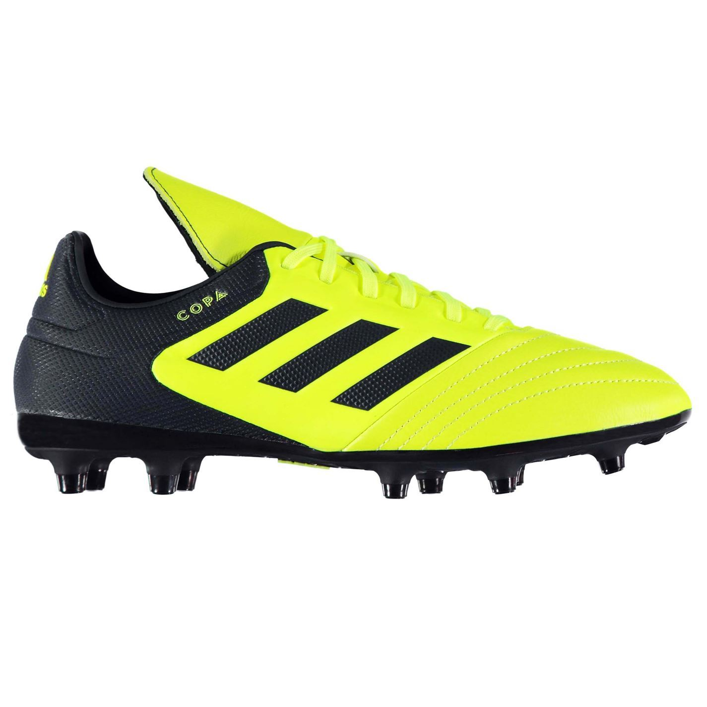 fd5749153c5b ... adidas Copa 17.3 FG Firm Ground Football Boots Mens Yellow Soccer Shoes  Cleats ...