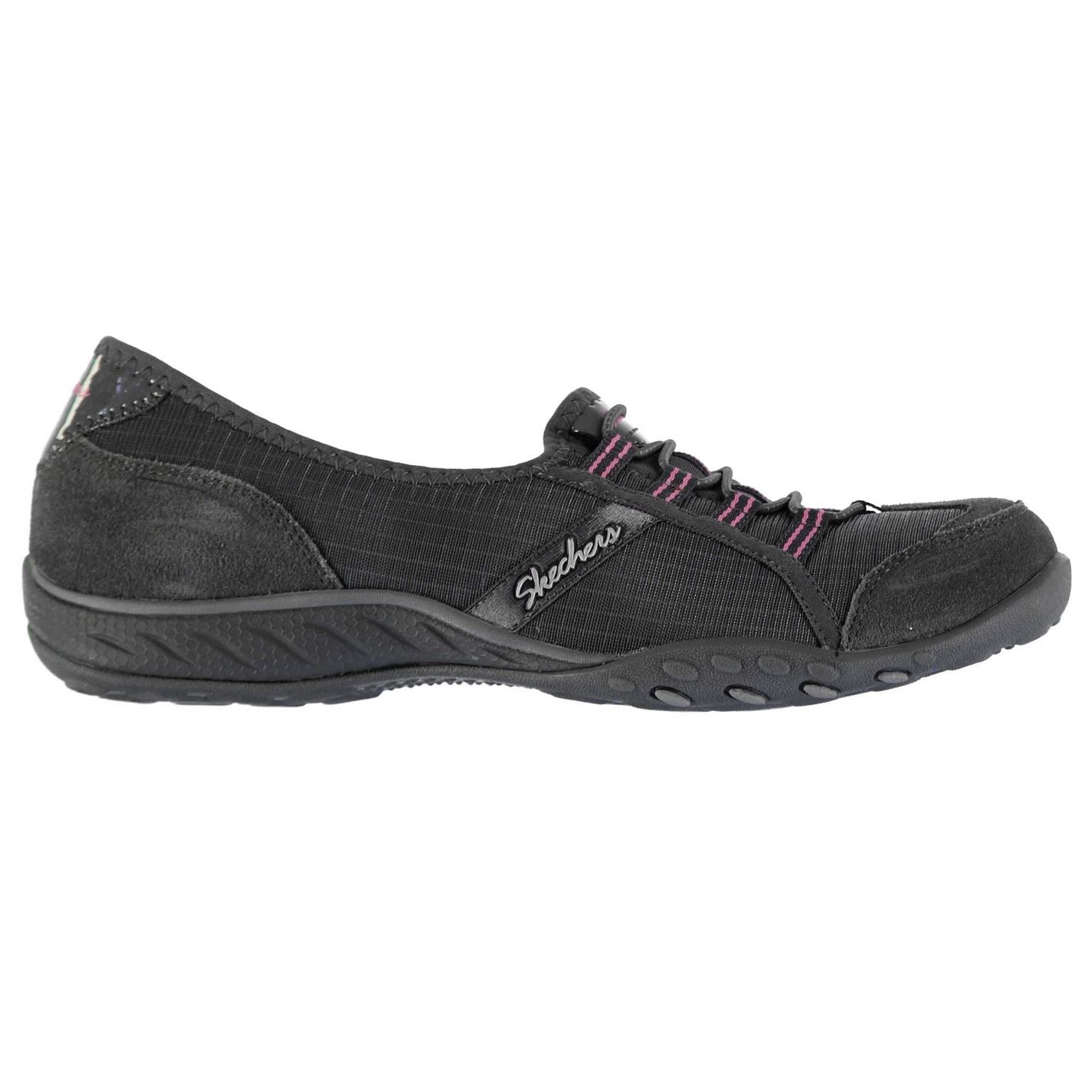 rosa Sneakers Allure Be Carboncino Trainers Grigio Calzature rosa Donna Pump Skechers 4wUTZqw