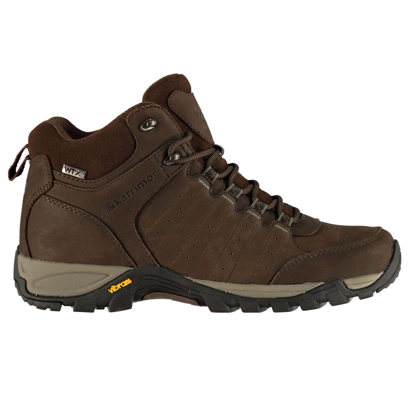 Karrimor Herren Traverse WTX Wanderschuhe Wasserfest Atmungsaktiv Outdoor Schuhe