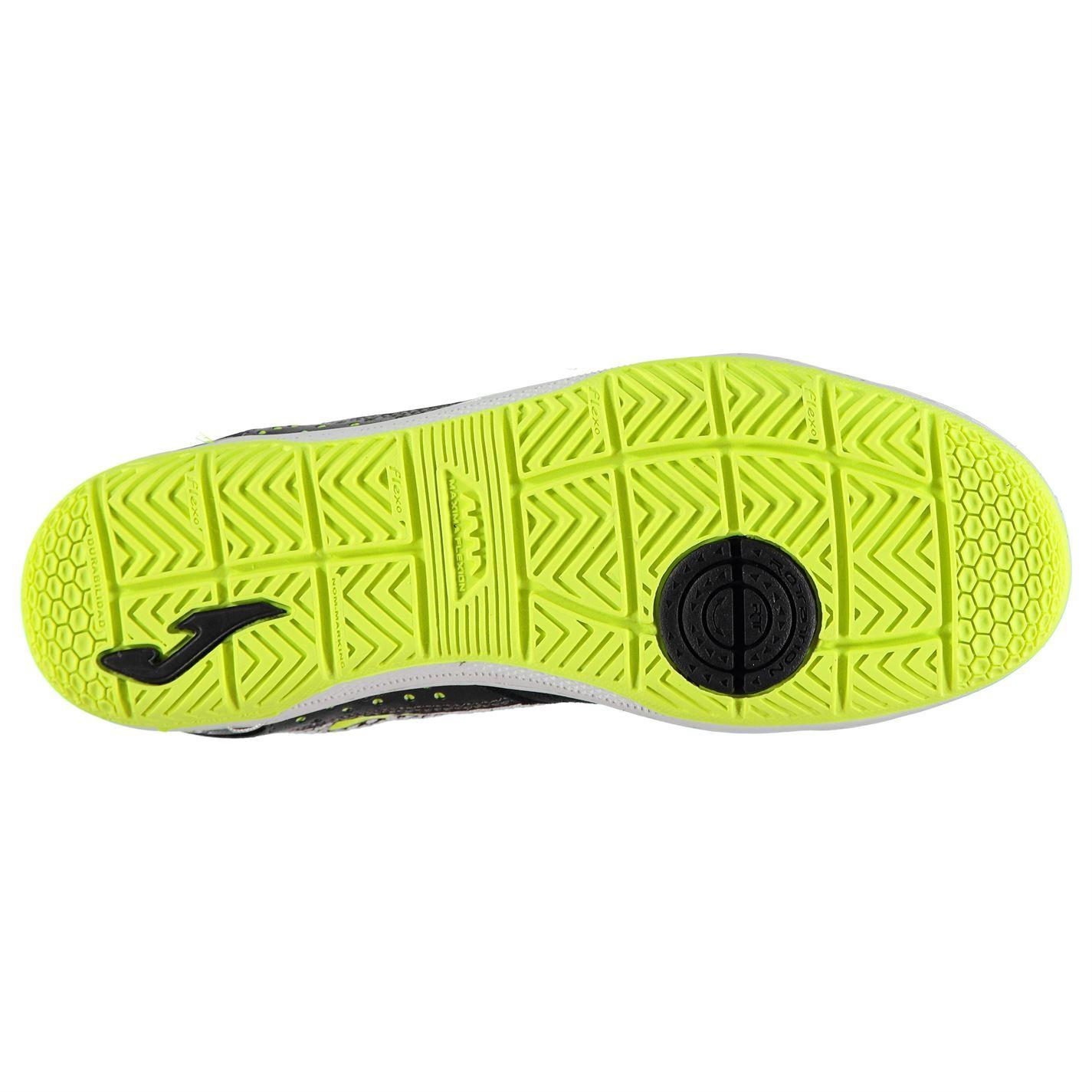 Calcetto Pelle UomoNerogiallo Joma Mundial Sportive Scarpe Da CshtQrdx