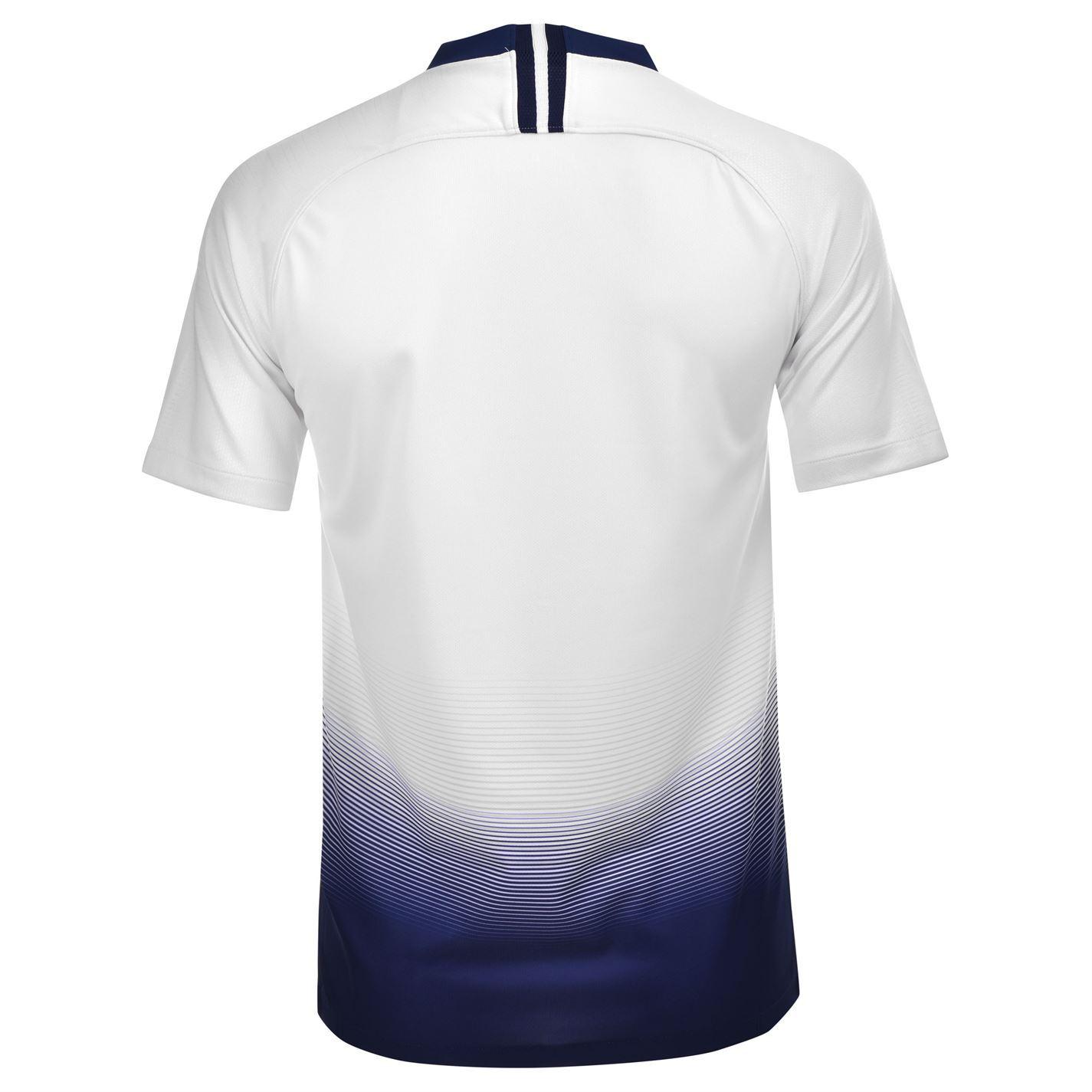 7fd1ab0526f5 Nike Tottenham Hotspur Home Jersey 2018 2019 Mens White Football Soccer  Shirt