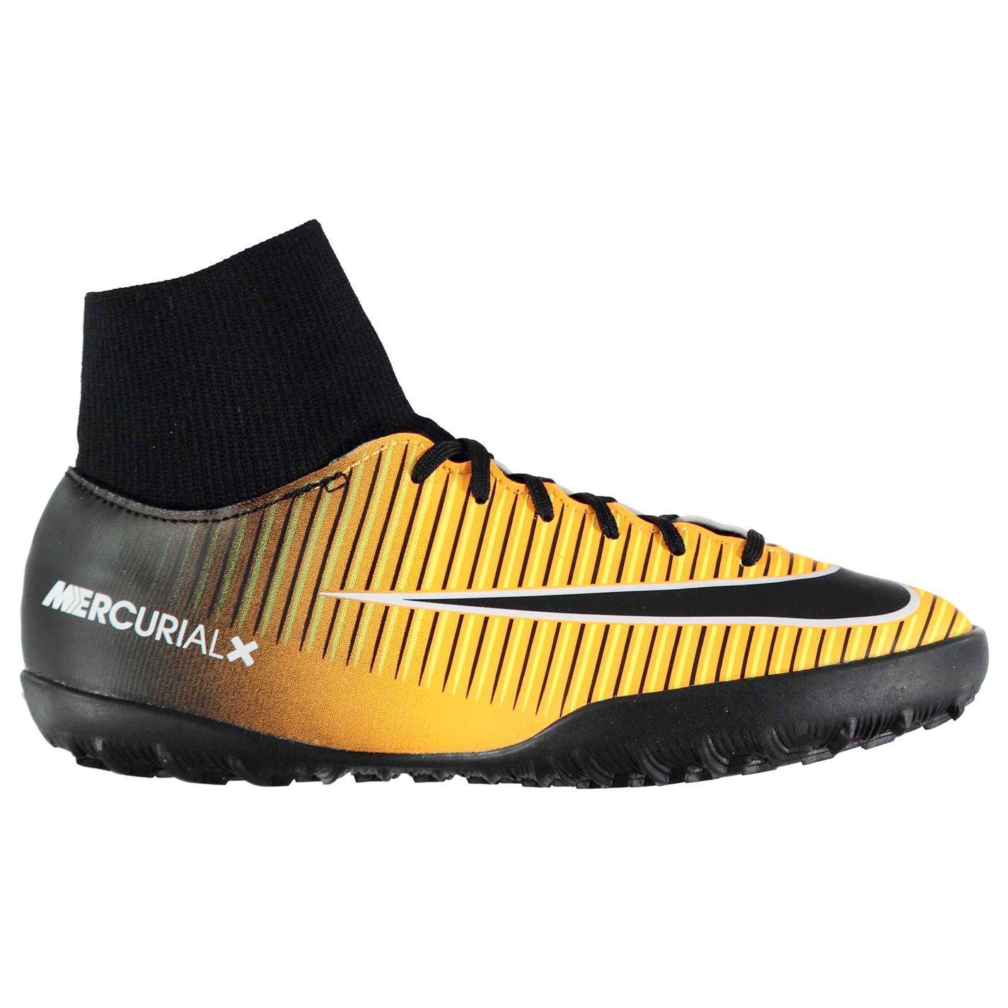 ... Nike Mercurial Victory DF Astro Turf calcio formatori Junior scarpe da  calcio 2e7f44b6a22