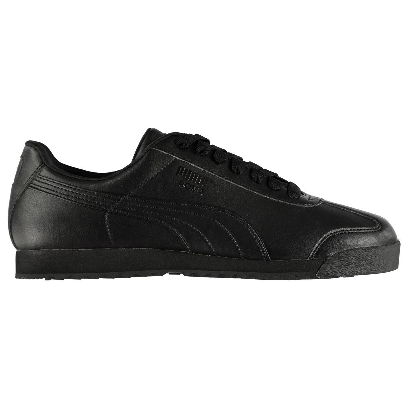 Puma-Roma-Basic-Trainers-Mens-Athleisure-Footwear-Shoes-Sneakers thumbnail 3