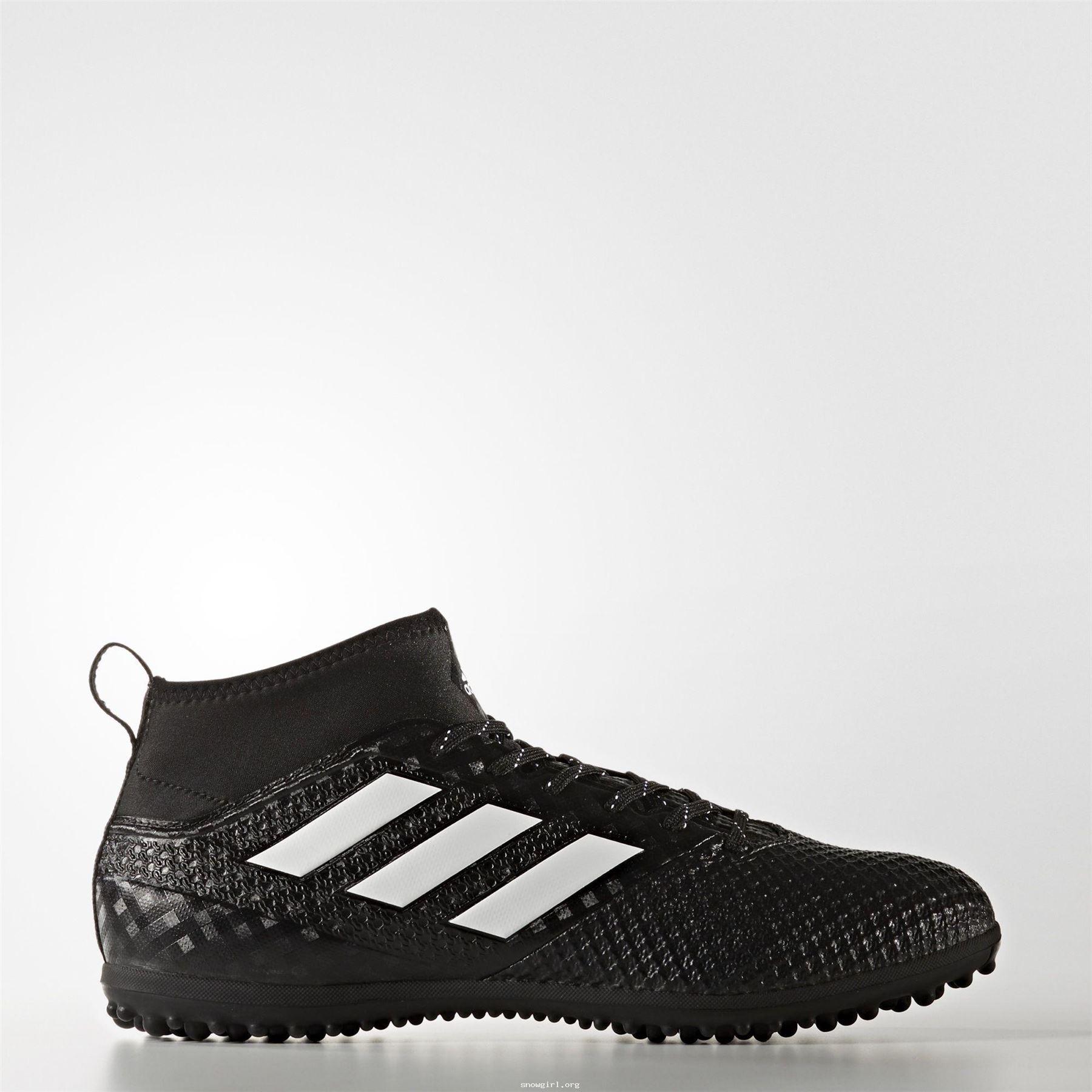fe5ca6a66d49 ... sale adidas ace 17.3 primemesh astro turf football shoes mens black  soccer trainers ac077 60e7a