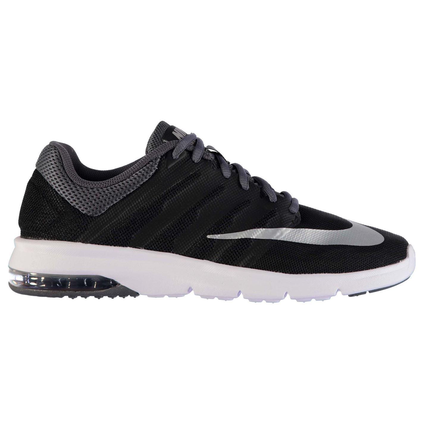 d4b1943bf27 Nike Air Tenis Max era Zapatillas para hombre Negro Plata Zapatos Tenis Air  Calzado Deportivo b7818c