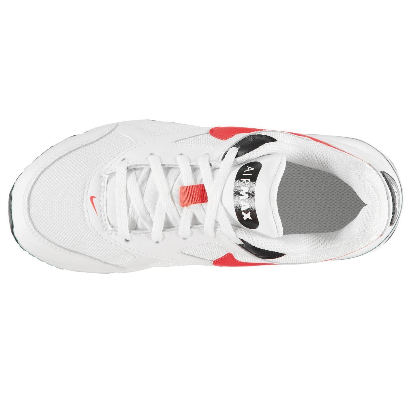 pretty cool outlet for sale sneakers for cheap Nike Air Max Ivo Garçon Enfant Baskets Décontracté Blanc/Orange ...