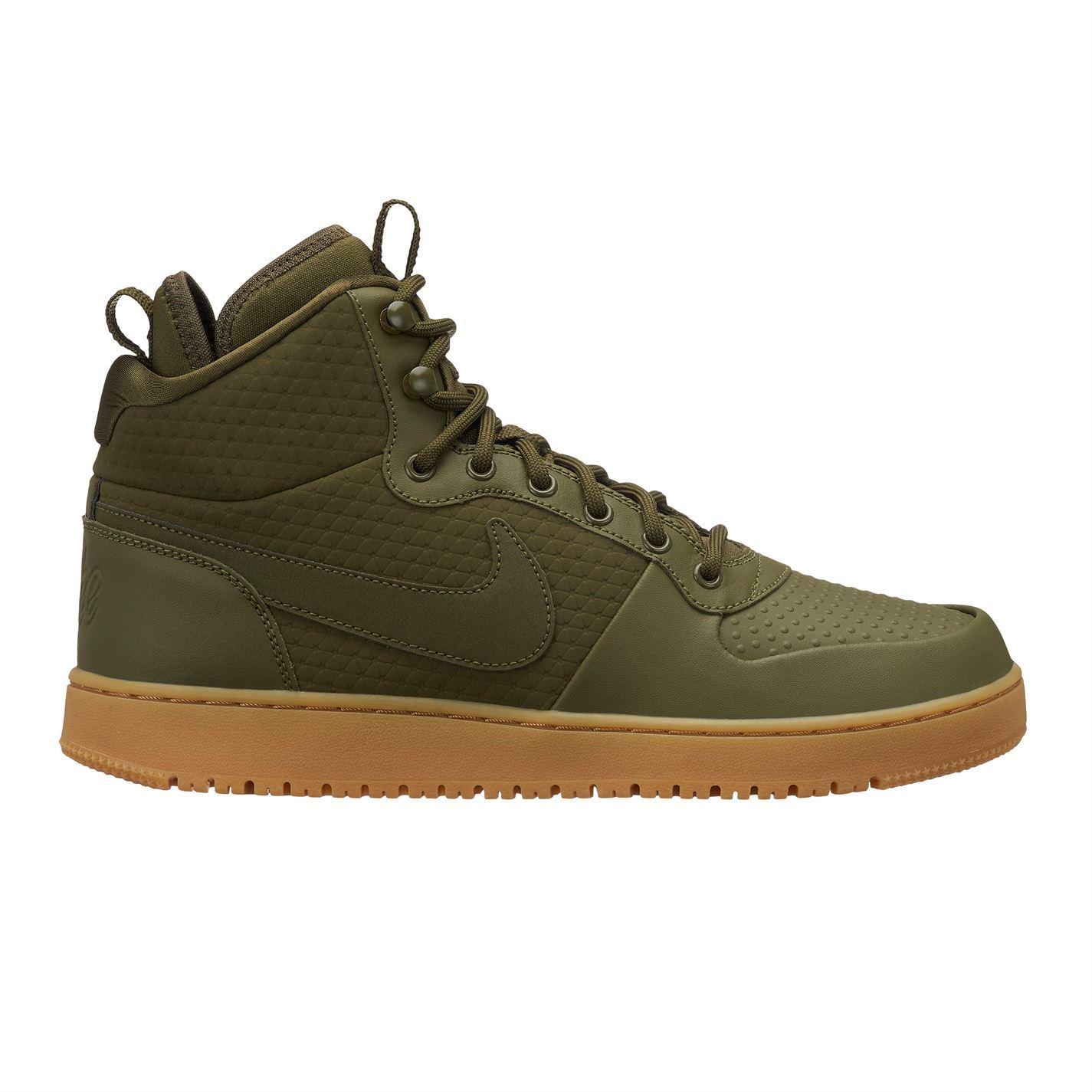Winter Schuhe Nike Turnschuhe Details Schuhe Sneaker Mittelhoch Herren Ebernon zu Freizeit fgb6y7