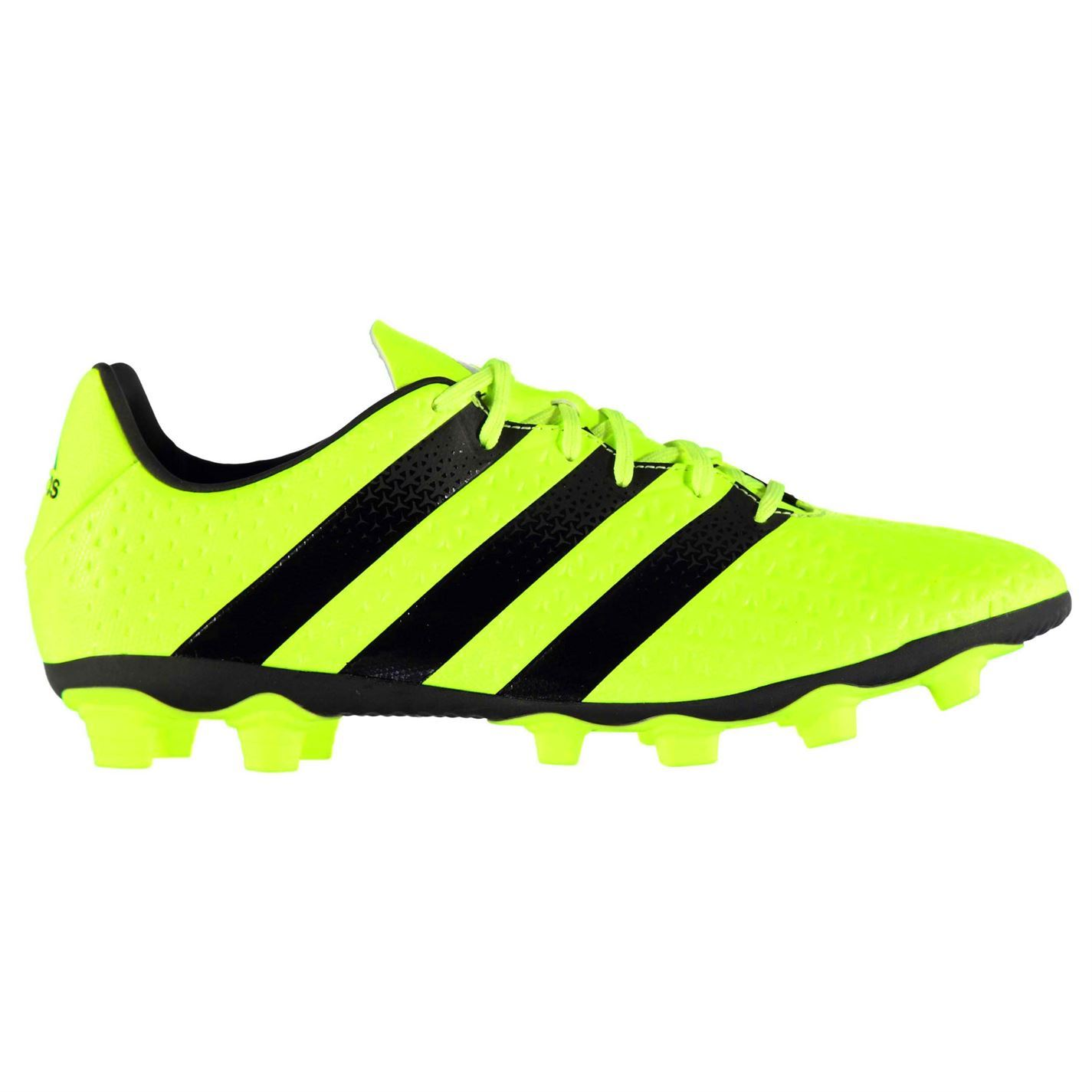 fb4a9b349e3 ... adidas Ace 16.4 FG Firm Ground Football Boots Mens Yellow Soccer Cleats  Shoes ...