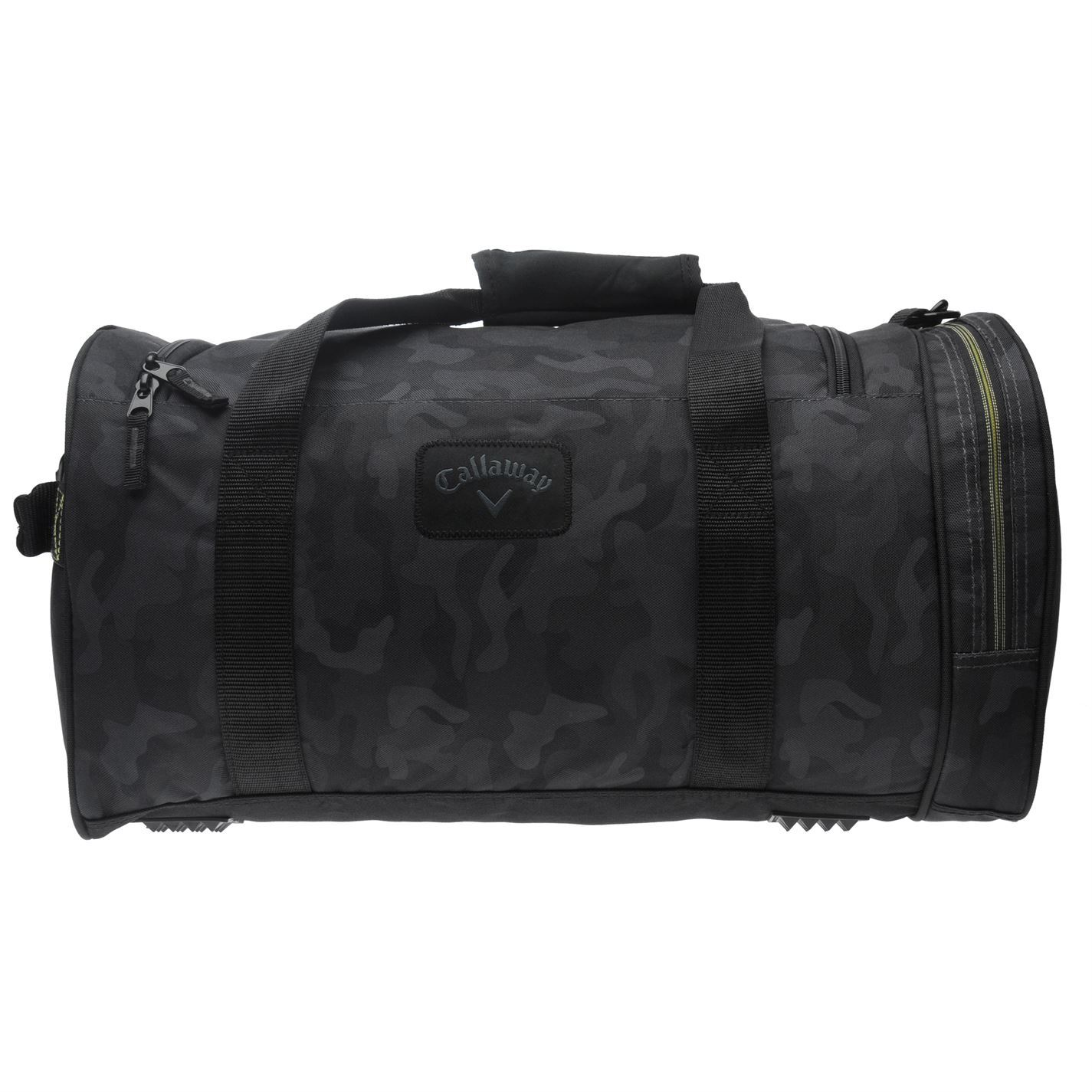 690d17dc7f149c ... Callaway Camouflage Small Duffle Bag Black Kitbag Gymbag Holdall  Carryall ...
