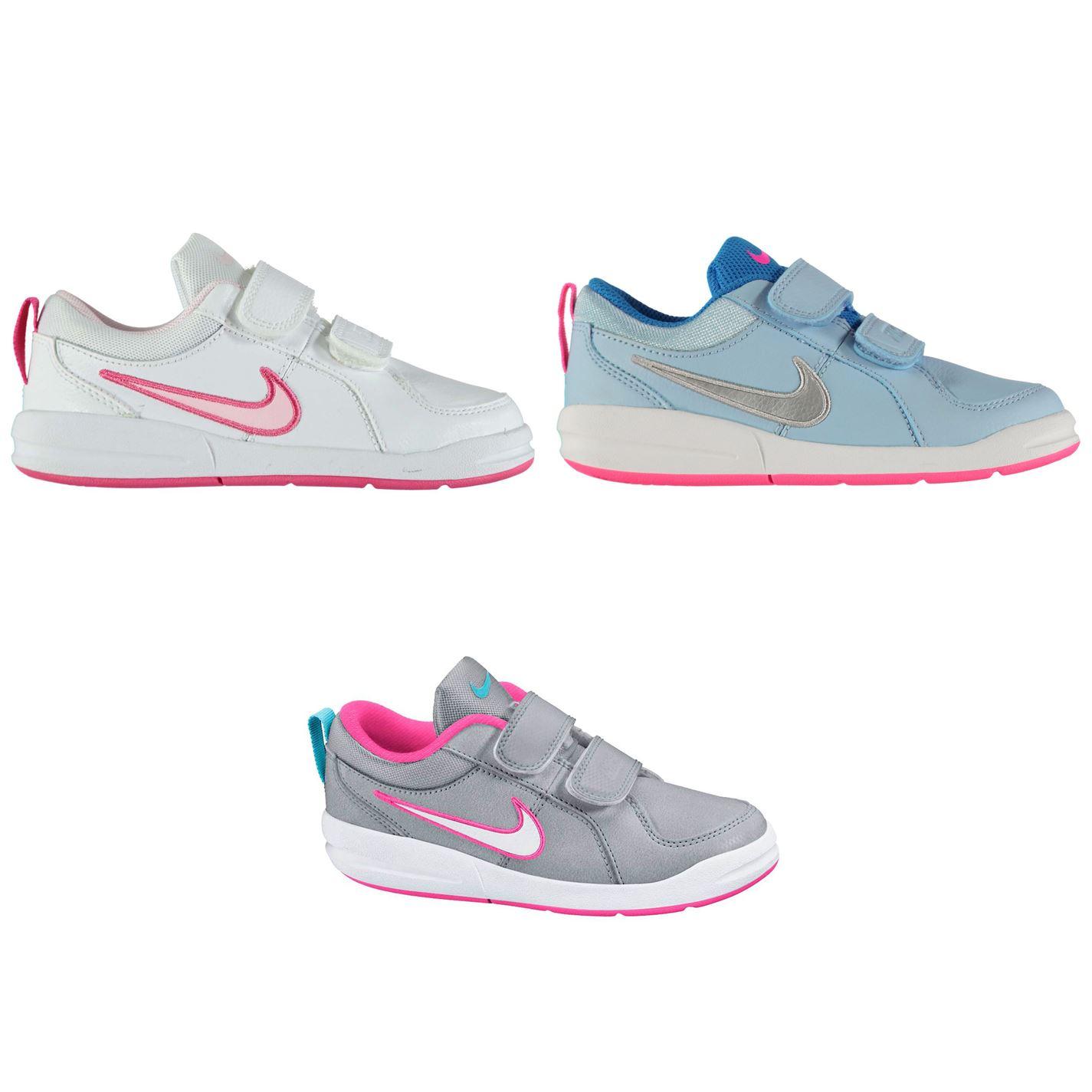 fbd08858b7 ... Nike Pico 4 Junior Girls Trainers Shoes Footwear ...