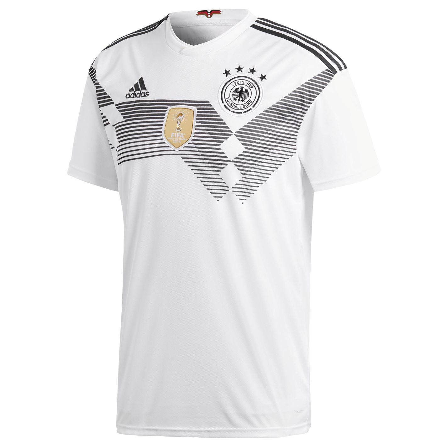 Veste de survêtement adidas Allemagne 2020 Onyx