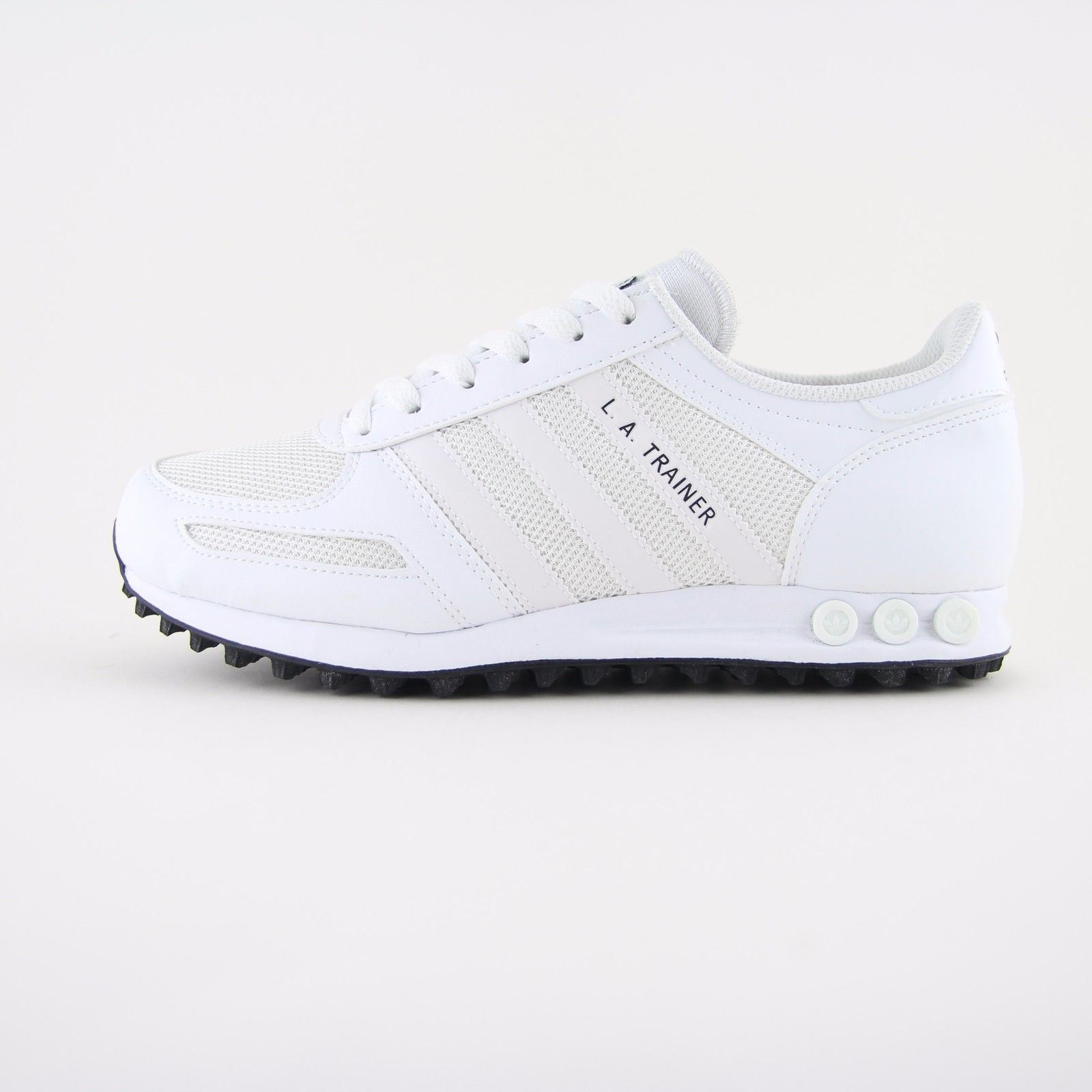 adidas white trainers mens