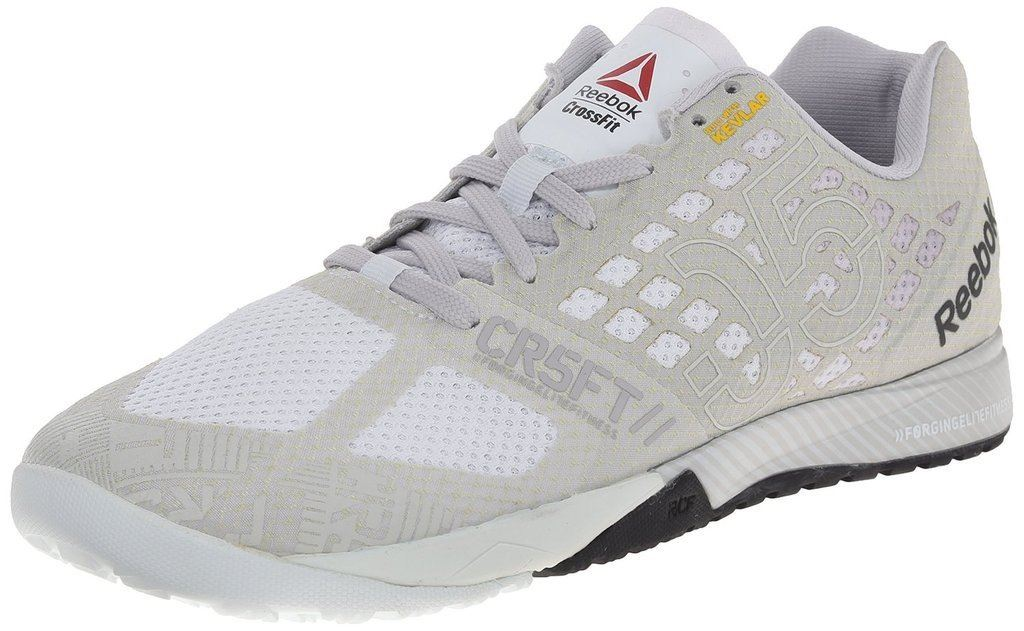 55bdc29bfd4 ... Reebok Crossfit Nano 5.0 Trainers Beige Mens Casual Fashion Sneakers  Shoes ...