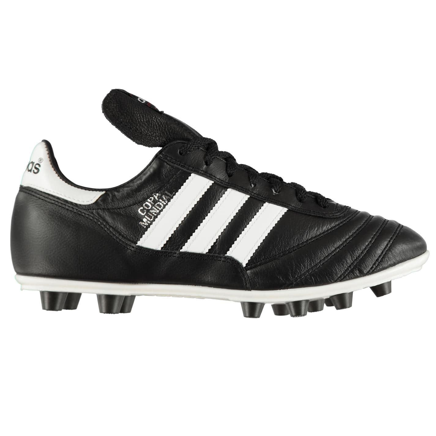 Dettagli su Adidas Copa Mundial Fg Scarpe da Calcio Uomo NeroBianco Sports Scarpe Calzature