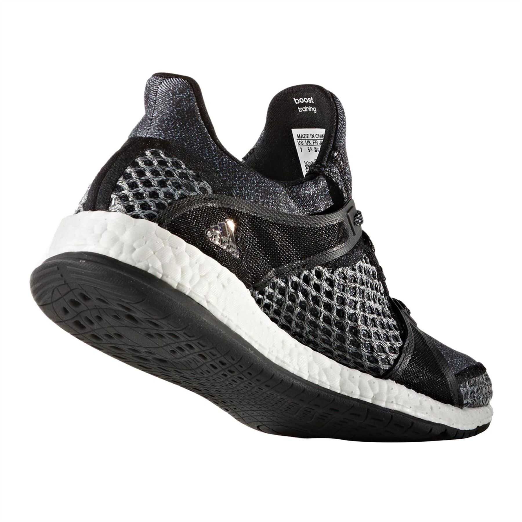 adidas Pure Boost X TR Training Shoes Womens Gym Fitness Trainers Sneakers