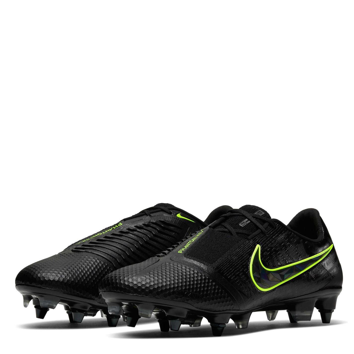 Nike-Phantom-Venom-Elite-Homme-SG-Terrain-Souple-Chaussures-De-Football-Chaussures-de-foot-crampons miniature 12