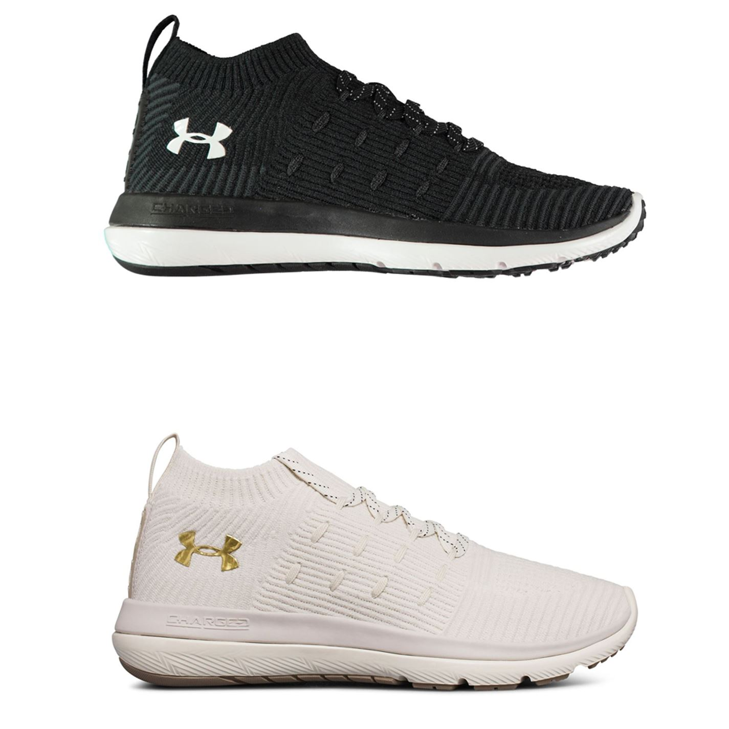 under armour slingflex mid trainers