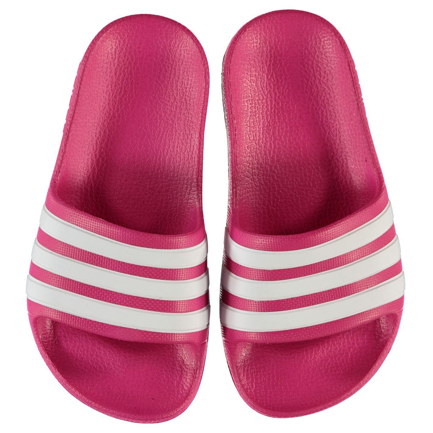 adidas Duramo Slide Pool Shoes Childs