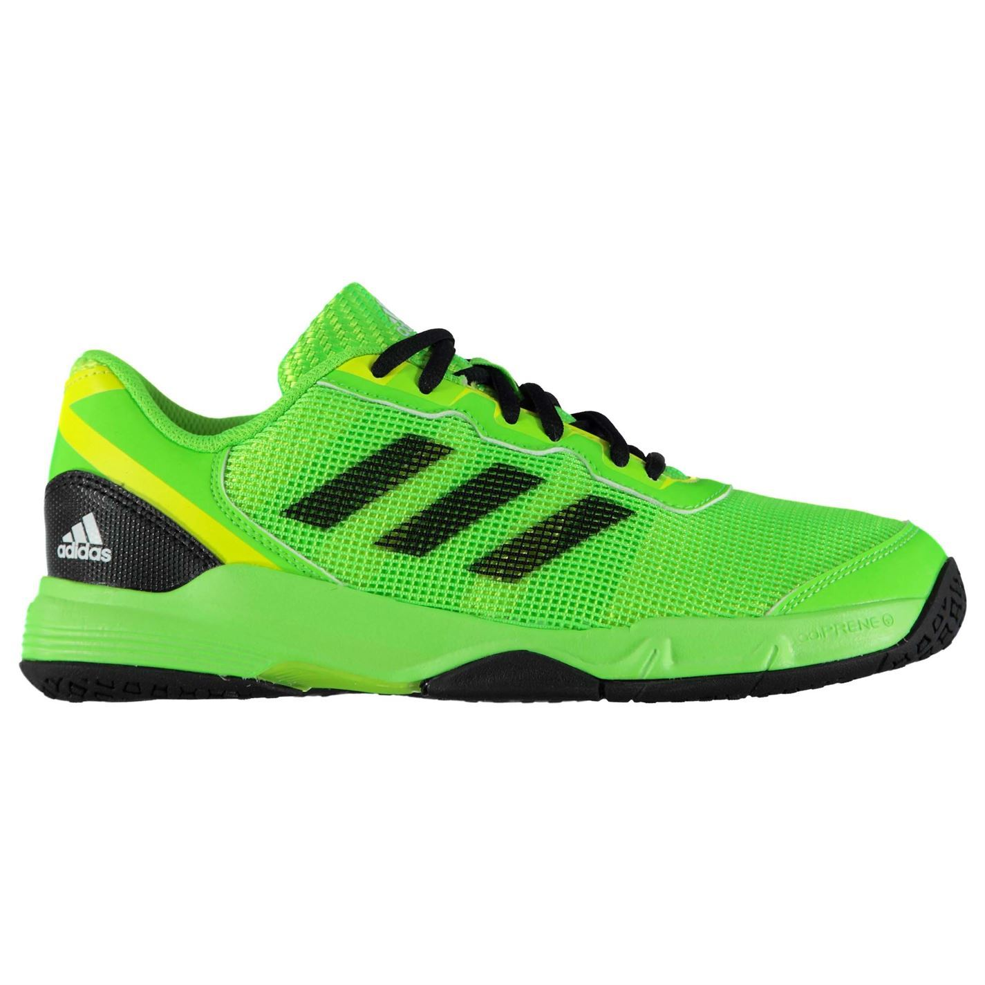 038c56ca96ee ... adidas Stabil J Trainers Womens Green/Black Sports Trainers Sneakers ...