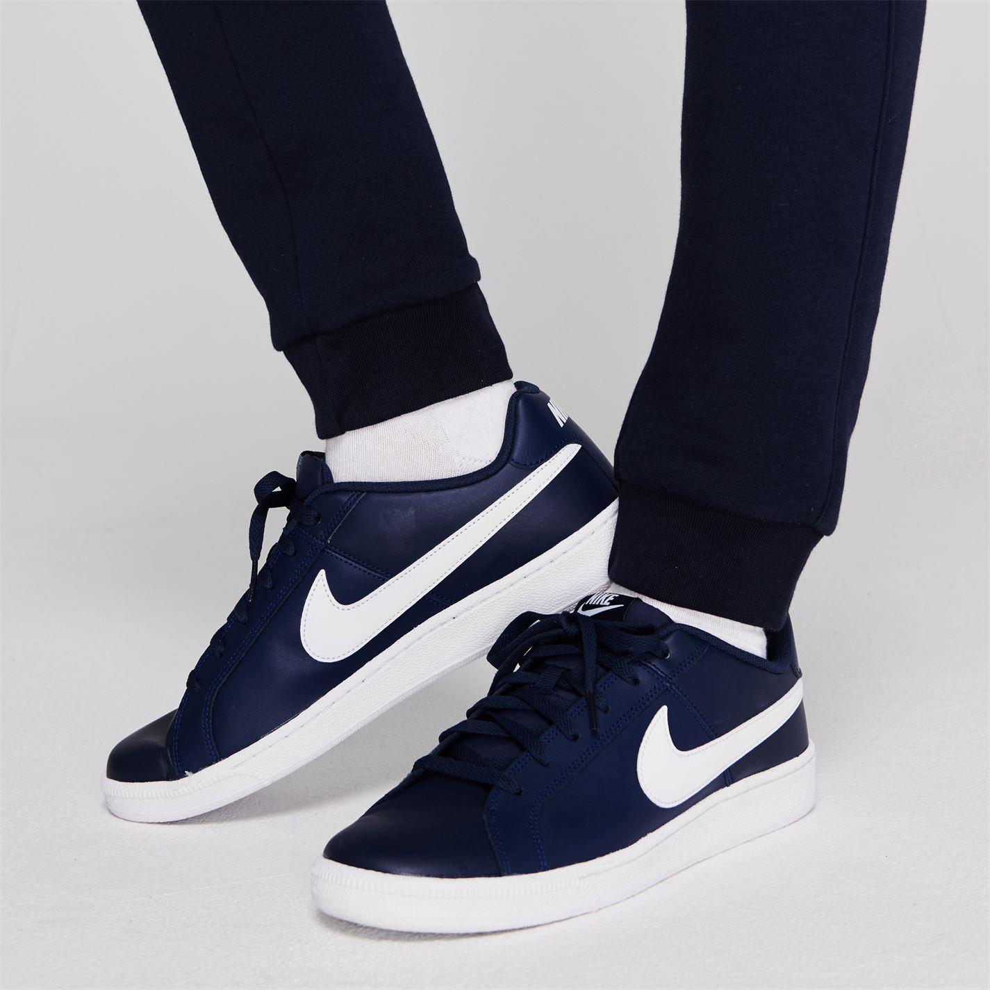 tumor Correo aéreo acción  Zapatillas para hombre Nike Court Royale Azul Marino/Blanco Informal  Calzado Con Cordones | eBay