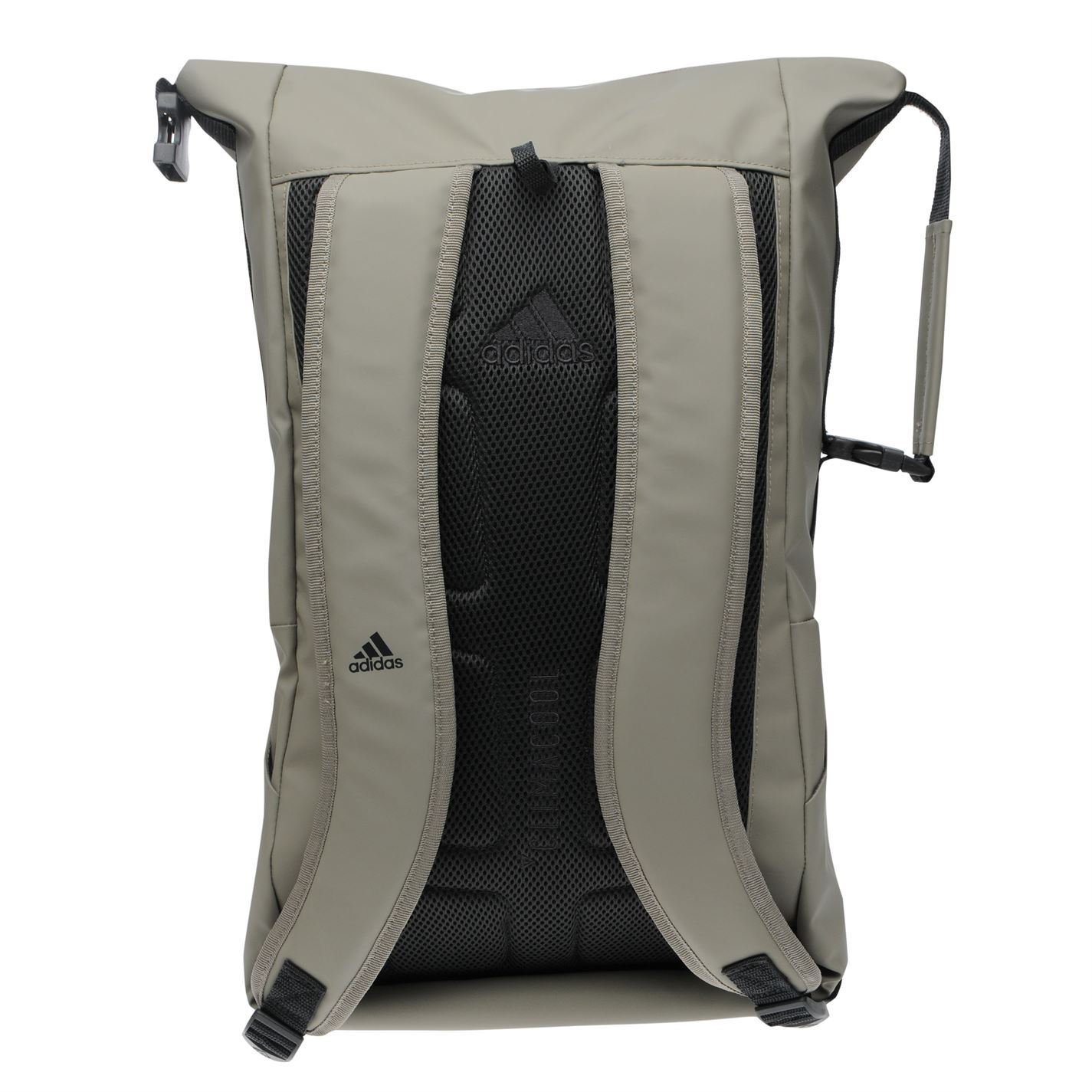 04dafe3425bb ... adidas Athletic ID Backpack Trace Cargo Kahki Sports Gym Bag Rucksack  Carryall