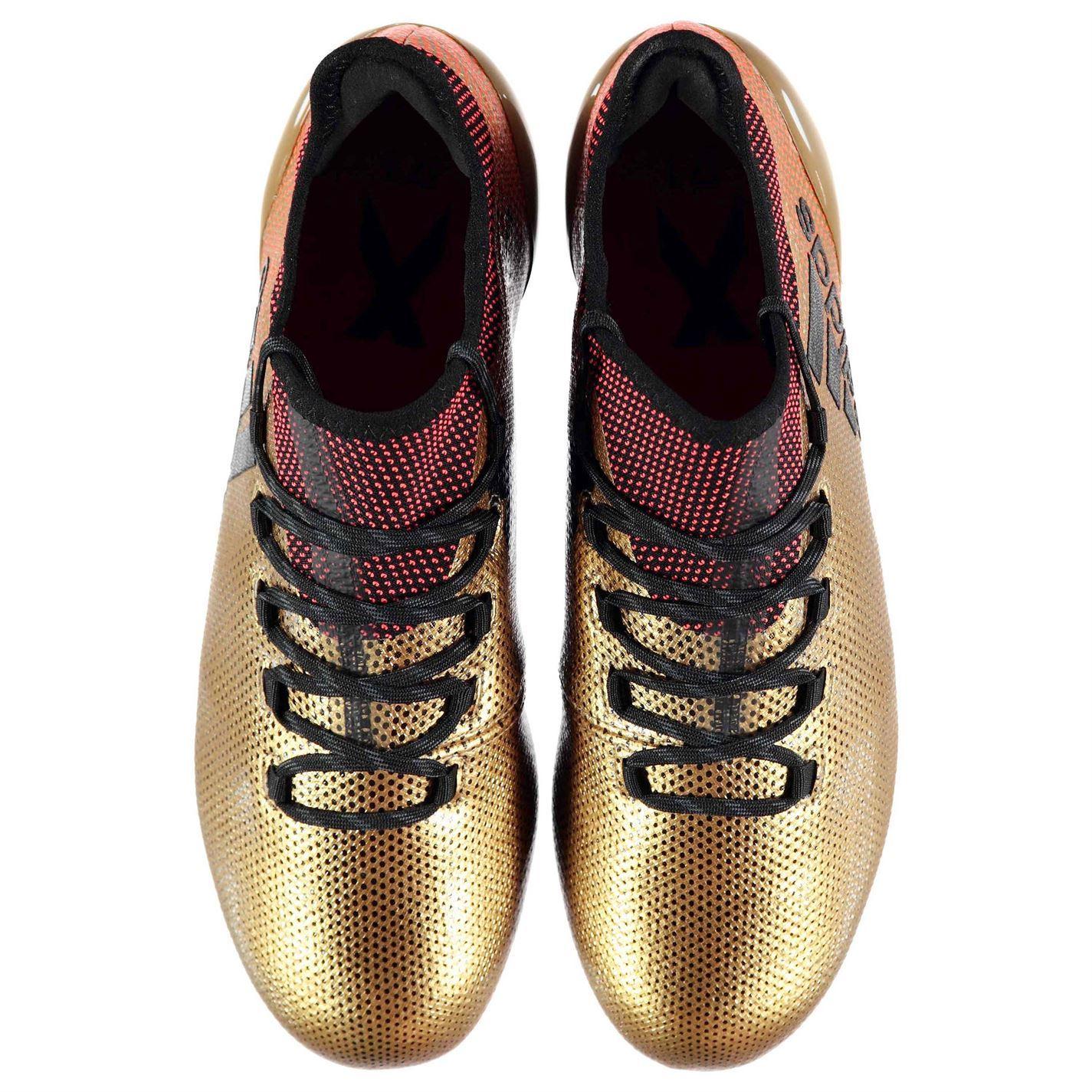 Dettagli su NUOVO con scatola adidas Predator 18.1 Fg. in pelle scarpe da calcio misura 8.5 Regno Unito. mostra il titolo originale