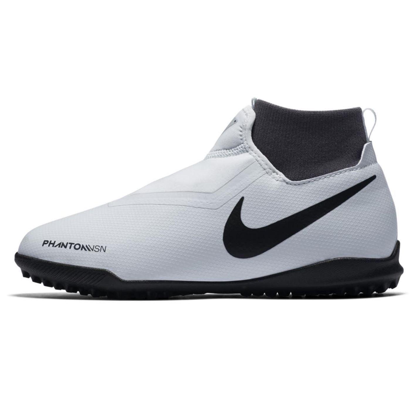 e66bc9ae6 ... Nike Phantom Vision Academy DF Astro Turf Football Trainers Juniors  Soccer Shoes