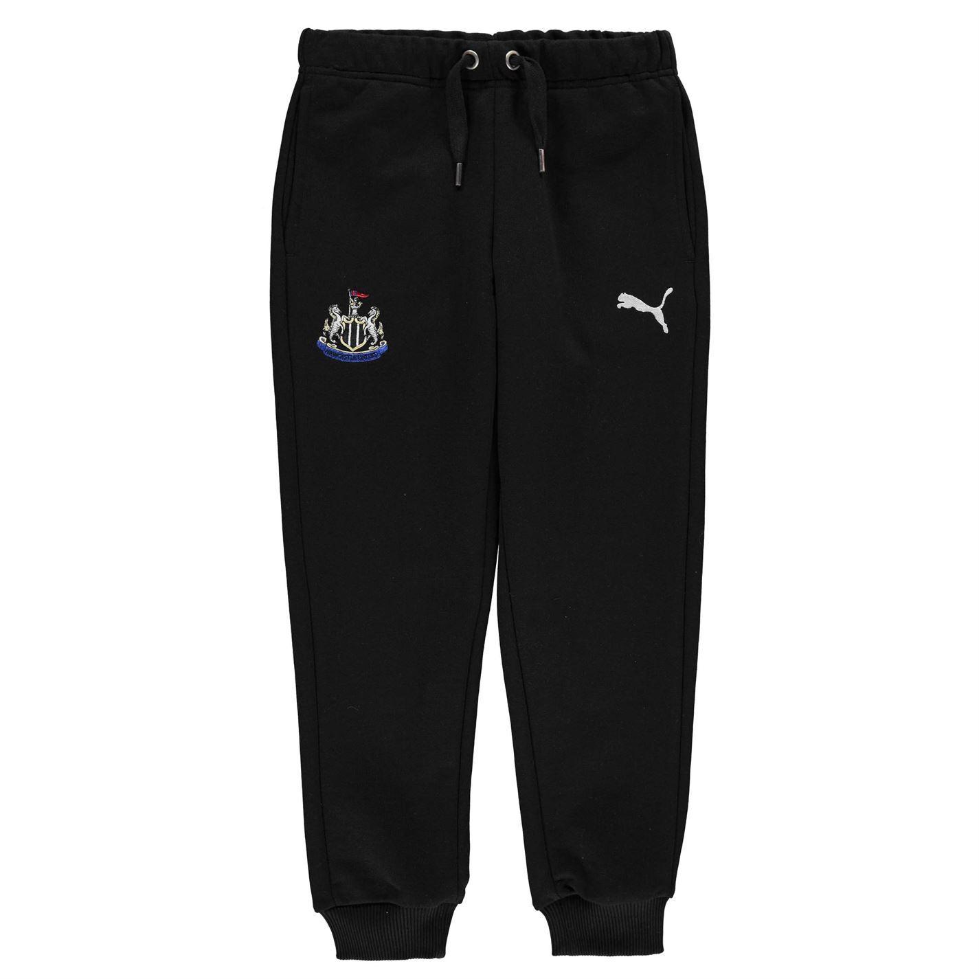 909cf4ba0a82 ... Puma Newcastle United Sweat Pants Juniors Football Soccer Track Sweat  Bottoms