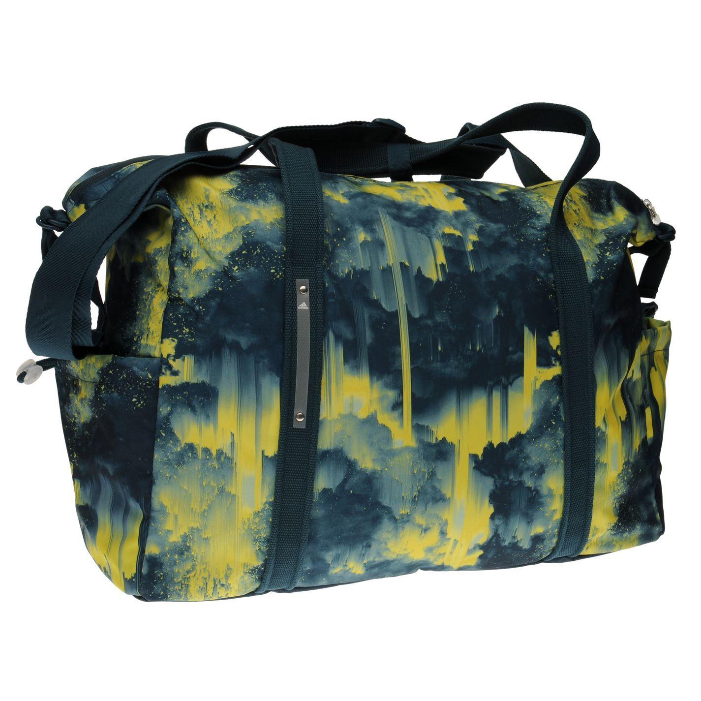 8a82b934e95f adidas Womens Bags Team Bag Holdall Carryall Backpack Shopper Tote Duffel  Bag