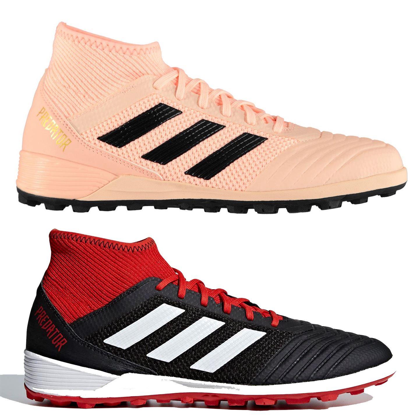 Dettagli su ADIDAS Predator Tango 18.3 Astro Turf Calcio Scarpe Da Ginnastica Sneaker Uomo Scarpa Da Calcio mostra il titolo originale