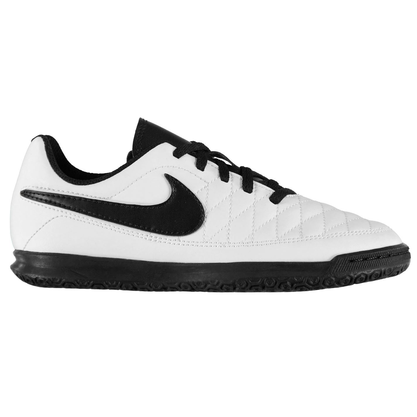 Nike-majestry-Indoor-Court-Football-Baskets-enfant-foot-baskets-chaussures miniature 17