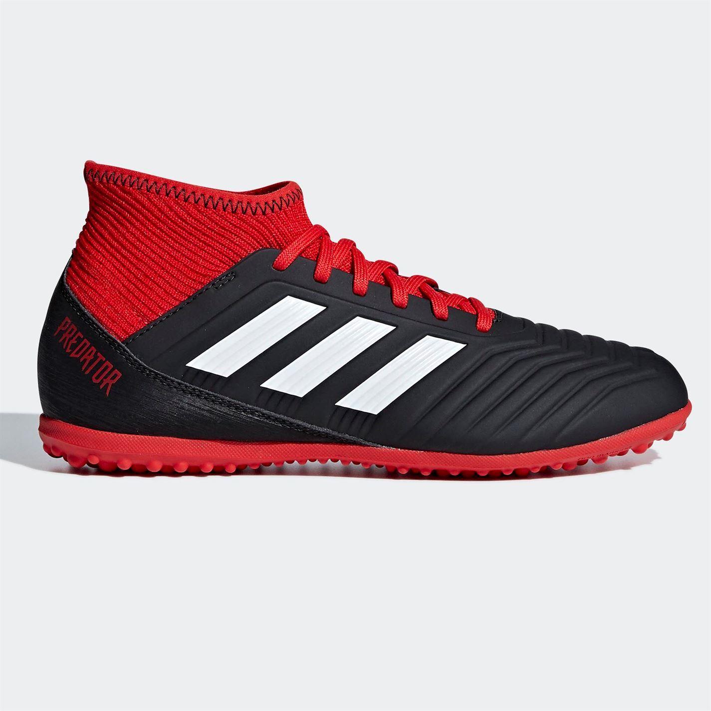 b9f9e9c8cd6 ... adidas Predator Tango 18.3 Astro Turf Football Trainers Childs Soccer  Shoes