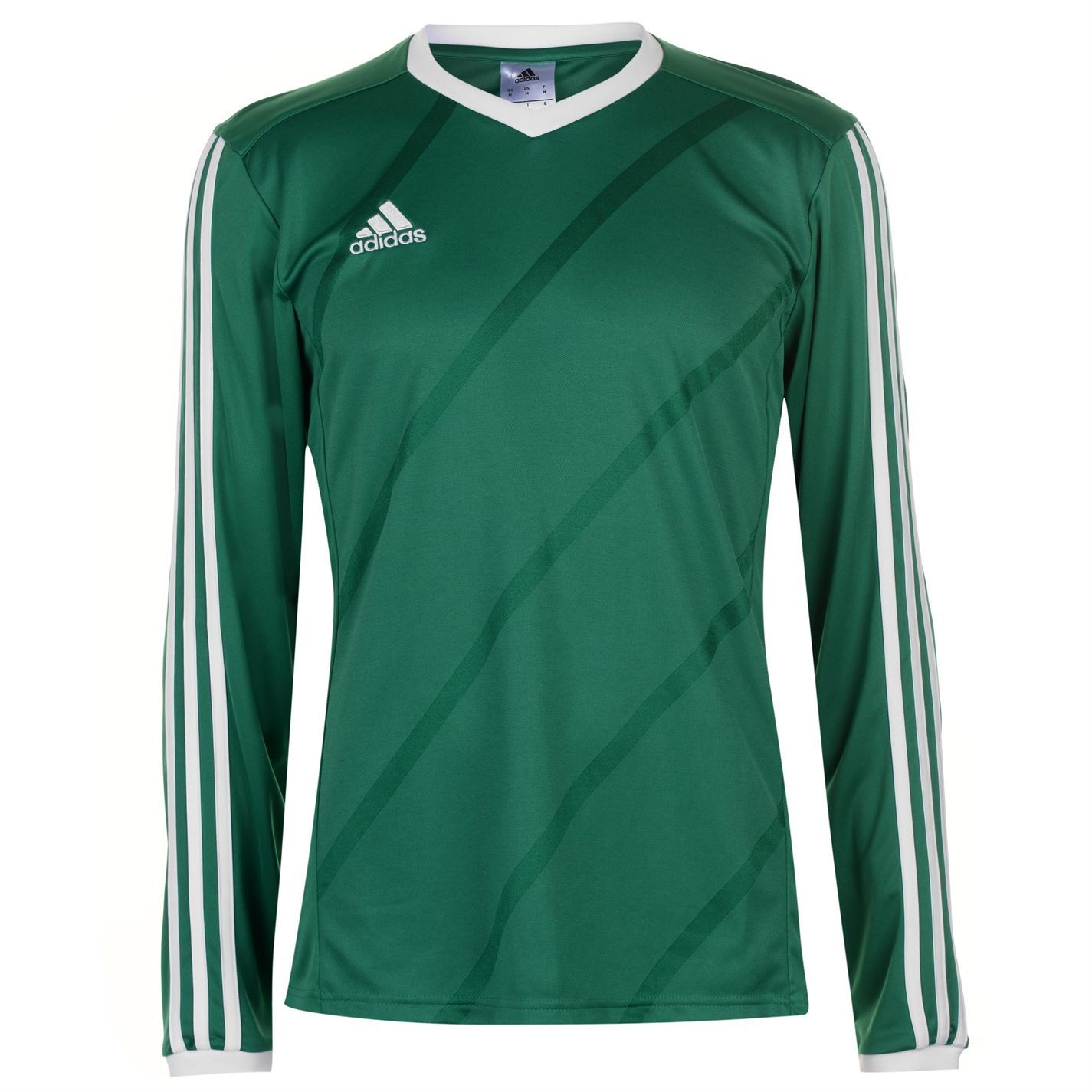 52c32a800a0 adidas Tabela 14 Long Sleeve Football Jersey Mens Soccer Shirt Top T ...