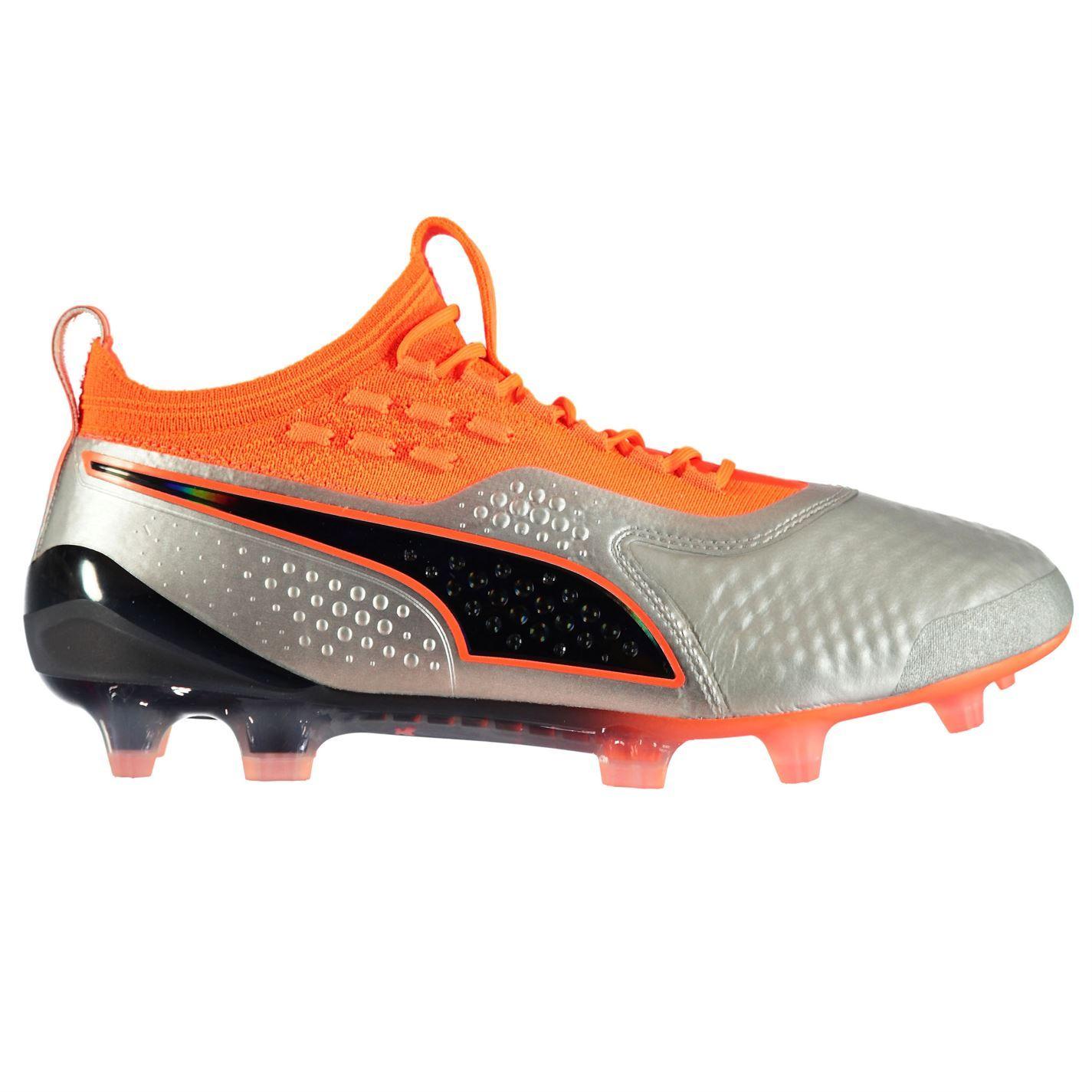 miniature 4 - PUMA 1 Fg Firm Ground Chaussures De Football Homme Football Chaussures Crampons