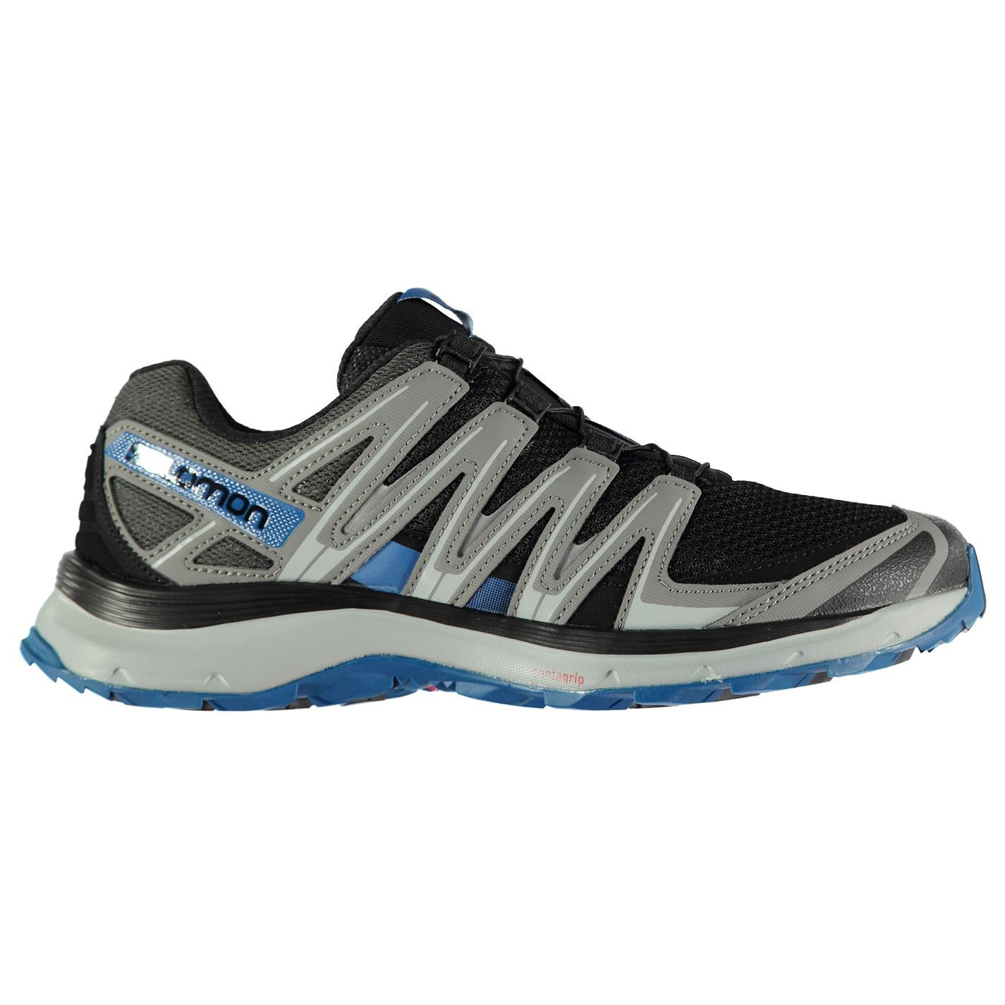c32982c5fada1 Details about Salomon XA Lite Trail Running Shoes Mens Black Fitness  Jogging Trainers Sneakers