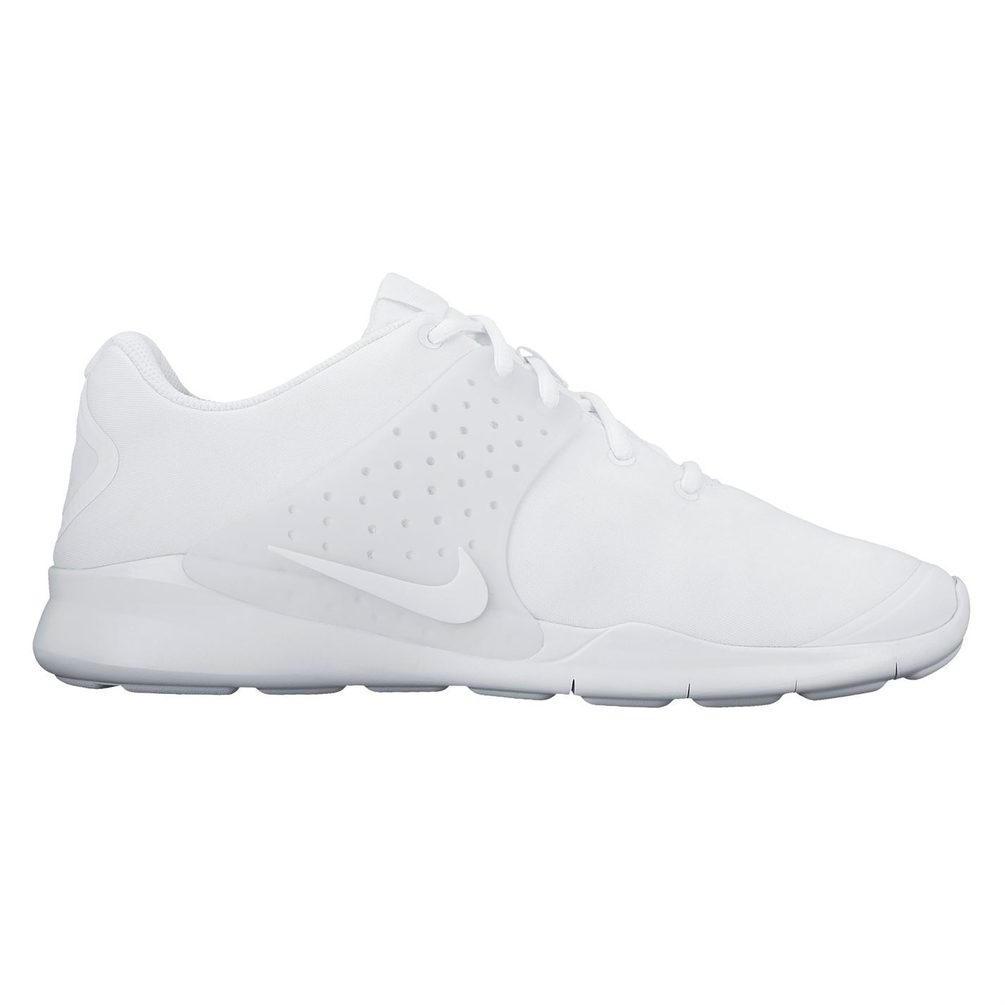 Details about Nike Arrowz Trainers Mens White Sports Shoes Sneakers