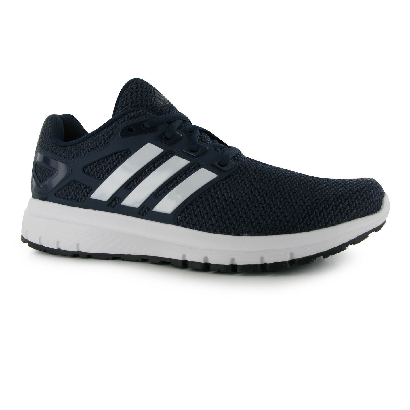 ... Adidas Energy Cloud Running Shoes Mens Navy/White Fitness Trainers  Sneakers ...
