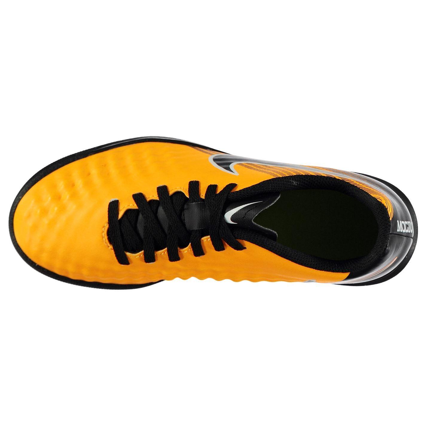68bb19bb6c98 ... Nike Magista Ola II Astro Turf Football Trainers Juniors Orange Soccer  Shoes