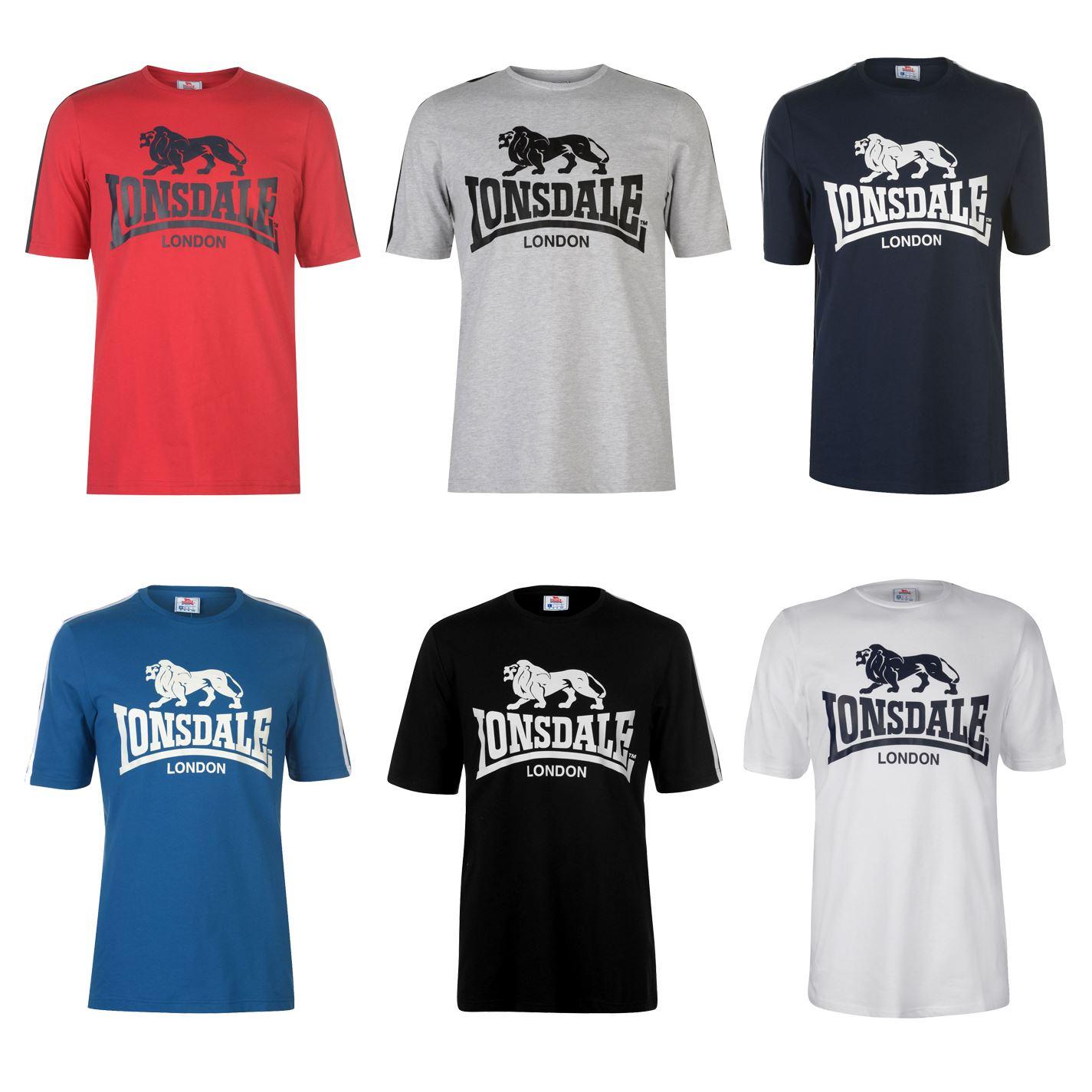 Lonsdale Logo T-Shirt
